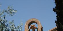 Torre con campana en Valdemoro