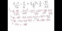 SECUNDARIA - 3º ESO - MATEMÁTICAS - ECUACIONES -FORMACIÓN