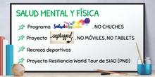Presentación de los proyectos educativos del IES Los Rosales