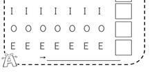 Ficha repaso de vocales