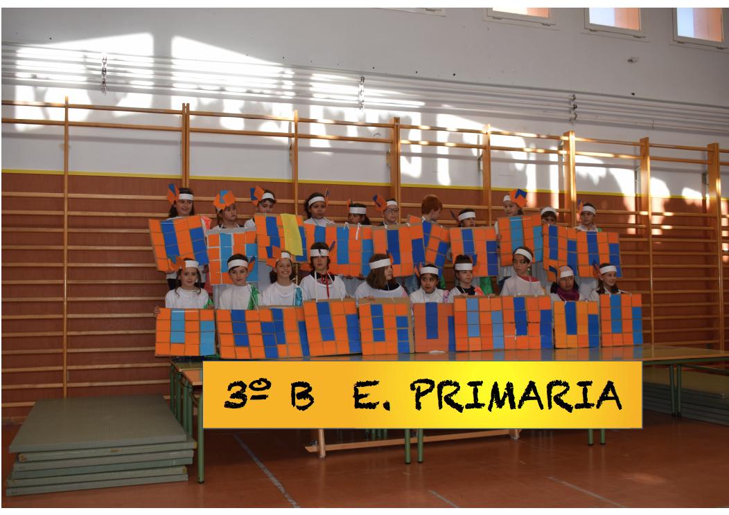 Carnaval 2019 E. Primaria Ceip Ágora de Brunete 4