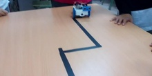 #cervanbot III: Robótica libre con CREA Robótica Educativa (grabado por alumnos)