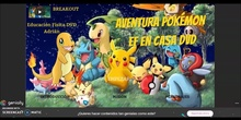 Aventura Pokémon EF en Casa