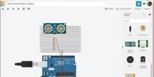 Arduino: sensor de distancia