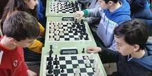 2º Torneo Ajedrez Intercentros Satafi 22