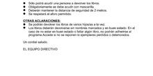 DEVOLUCIÓN LIBROS ACCEDE