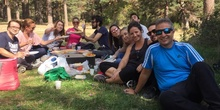 2019_10_11_5ºB disfruta con la actividad de senderismo en Cercedilla_CEIP FDLR_Las Rozas 3