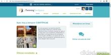 Proyecto eTwinning:  Mujer y Ciencia