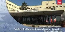 Cuatro institutos de la región serán referentes en Especialización Deportiva