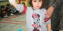 Taller Infantil 3 años. Primeros auxilios. Semana Cultural 4