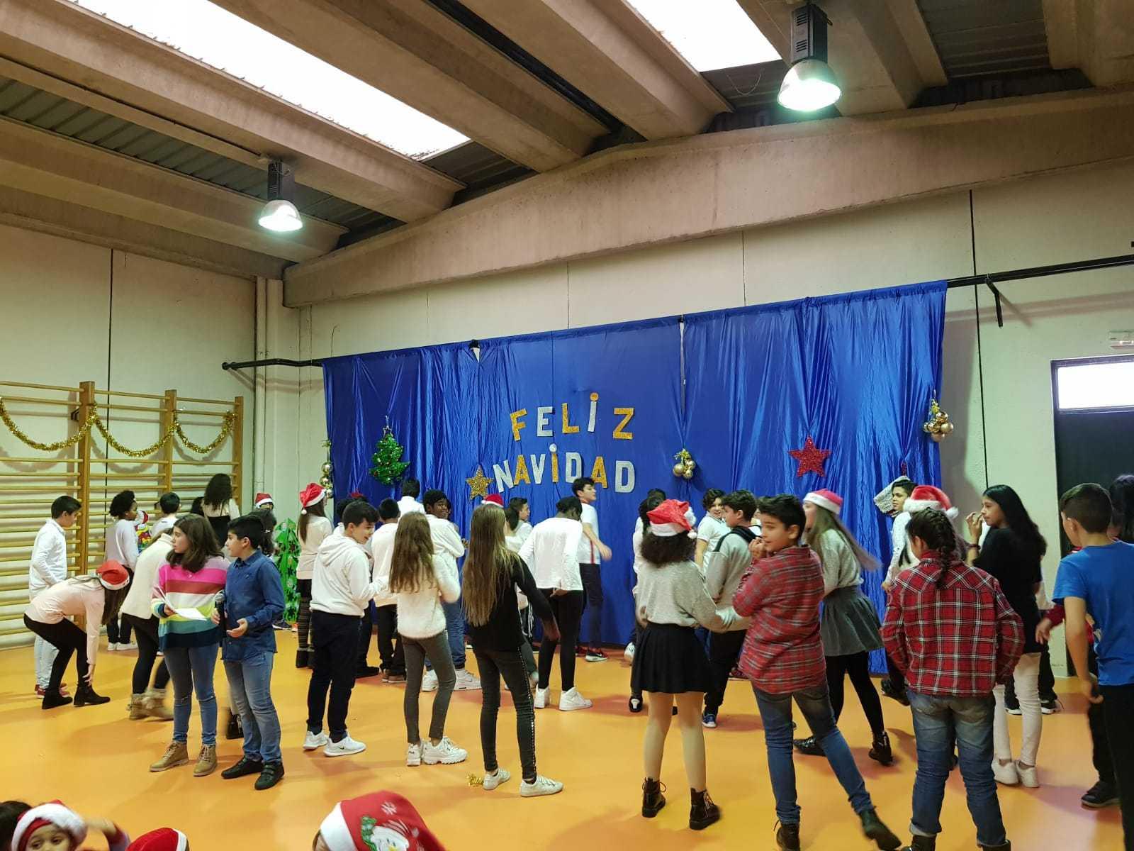 Último día - Festival navidad 19