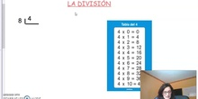 La división- Parte 1