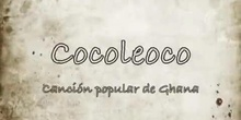 Cocoleoco. Cuento infantil