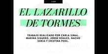 SECUNDARIA 2º - LAZARILLO DE TORMES - LENGUA Y LITERATURA