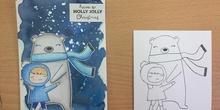 2019_12_17_5º diseña postales navideñas_CEIP FDLR_Las Rozas 3