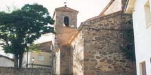 Iglesia de Santa Catalina en Robregordo