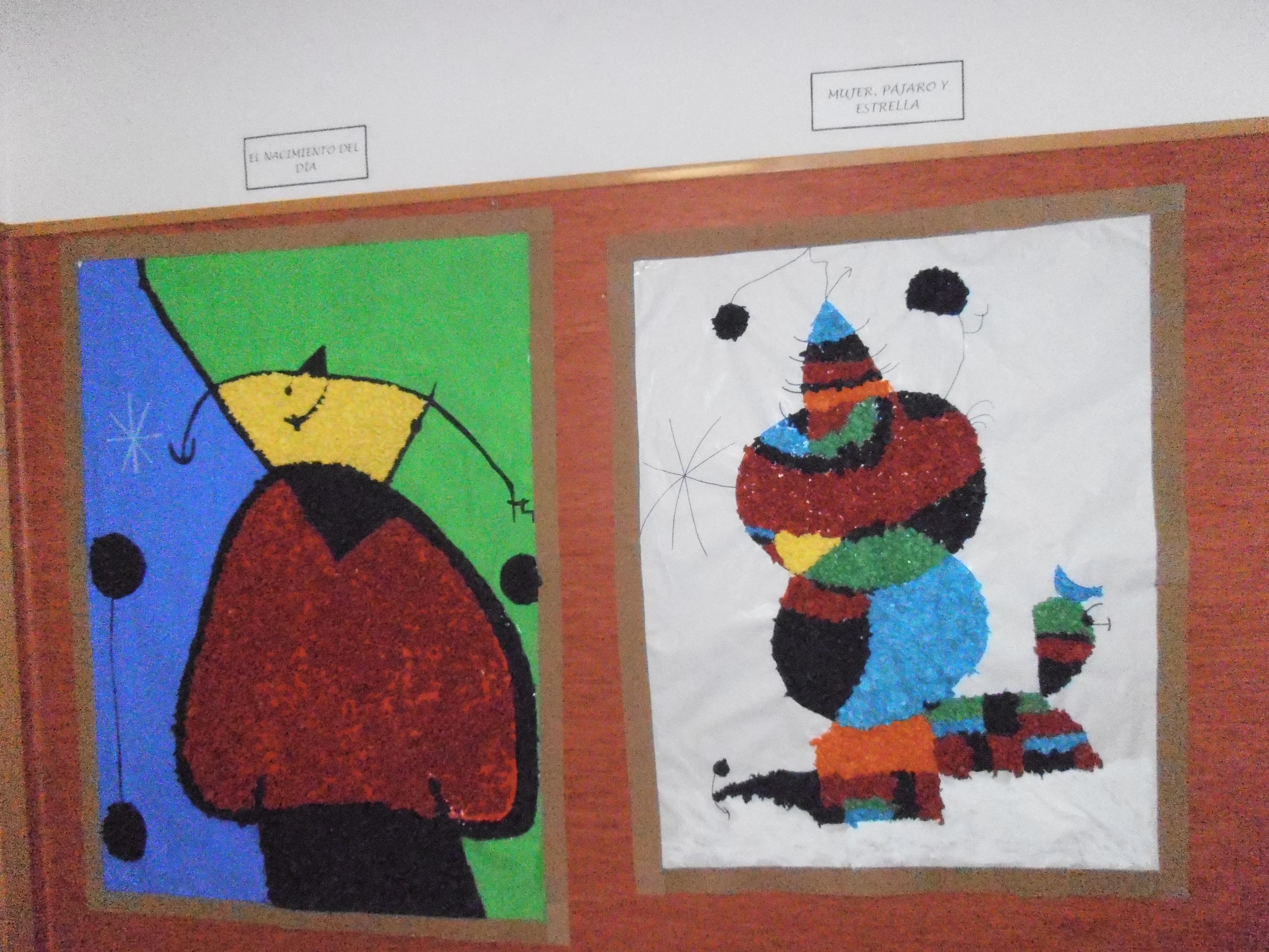 Pintores en Educación Infantil 4