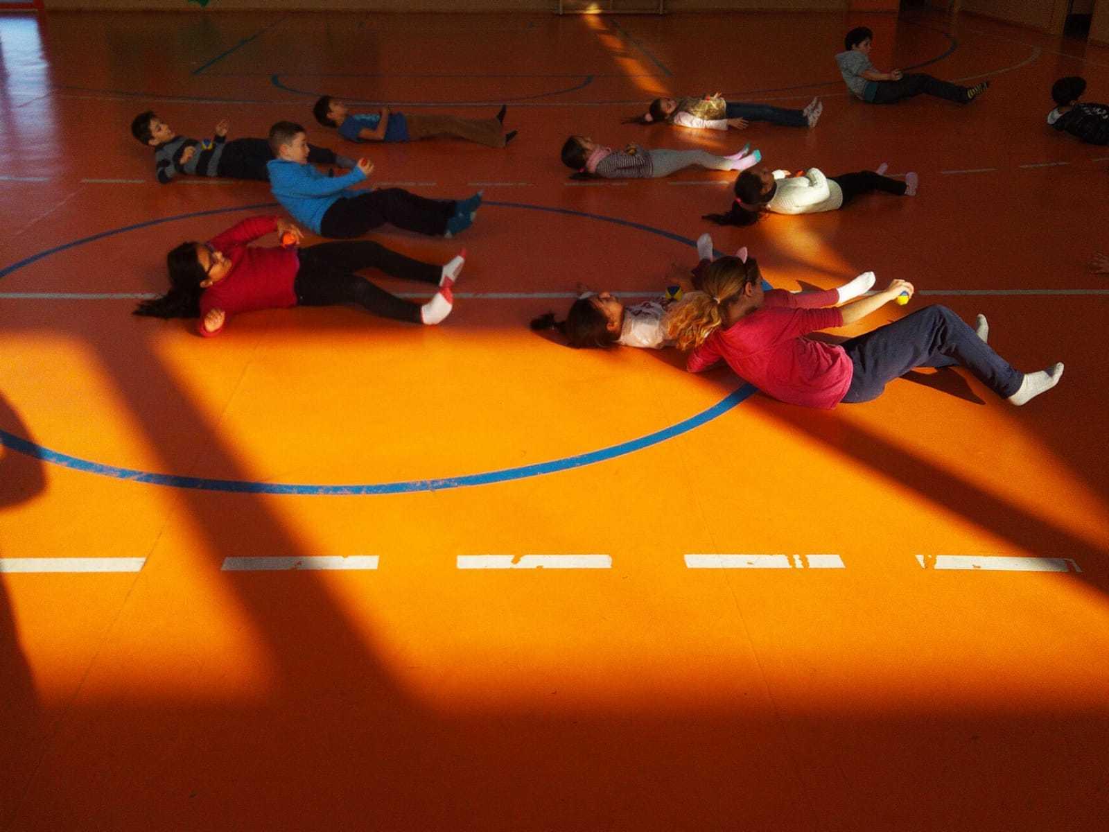 sesiones Mus-e de circo 20