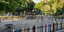 La pandemia en los parques infantiles 7