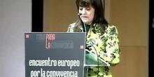 """""""Perspectivas Europeas: El papel de los observatorios"""" Dª. Catherine Blaya (Foro Convivencia 2007)"""