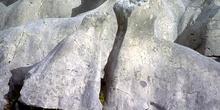 Formaciones rocosas en el valle de Ordesa