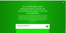 Concectando al jitsi del CEPA Sierra Norte
