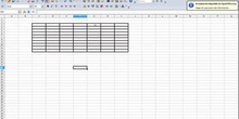 CALC - Elaborar tablas