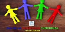 Cuídame. Pedro Guerra. Día de la Diversidad Funcional.