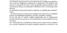 EDUCACION EMOCIONAL Y DESARROLLO DE HABILIDADES SOCIALES