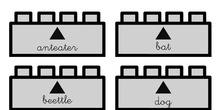 WBT - Building blocks - Animal nouns