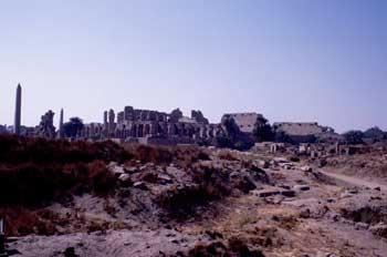 Karnak, Egipto