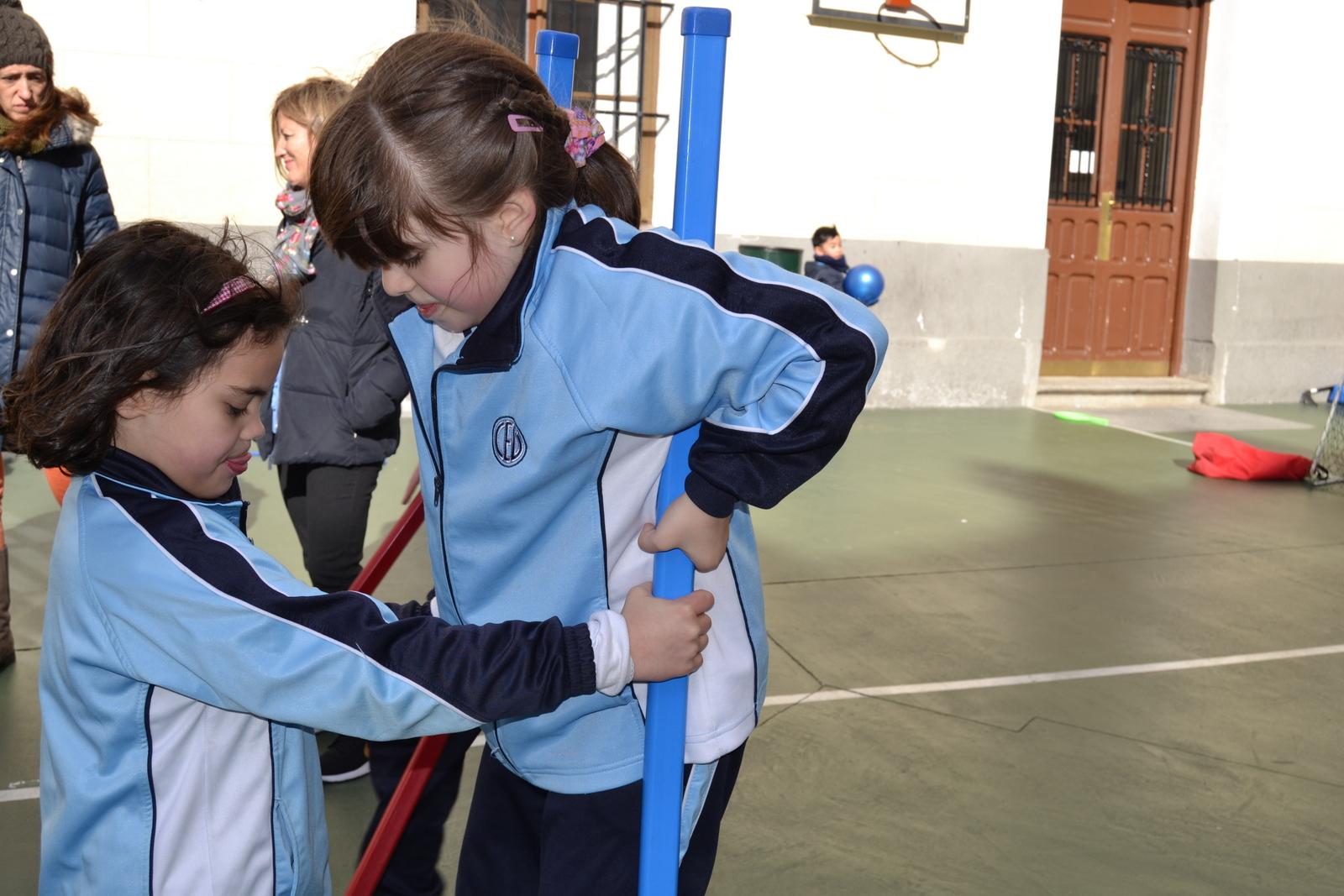Jornadas Culturales y Deportivas 2018: JUEGOS 1º Y 2º EP 42