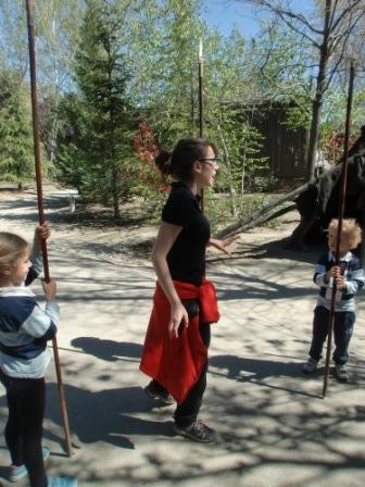 Infantil 4 años en Arqueopinto 2ª parte 38