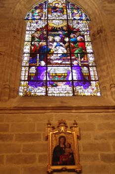 Vidriera de la Catedral de Sevilla, Andalucía