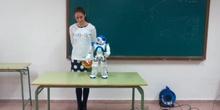 Rockbotic (v. ancha) en #cervanbot III (contenidos grabados por alumnos)