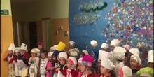 Mosca Fosca y el Pollo Pepe Navidad