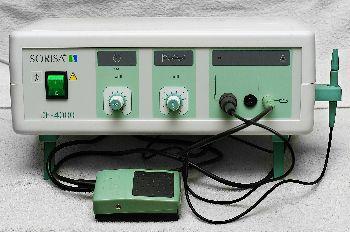 Aparato de depilación eléctrica modelo 3