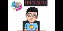 PRIMARIA - 6º - DICTADO - LENGUA - ACTIVIDADES
