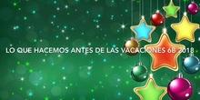 Navidad 6B actividades