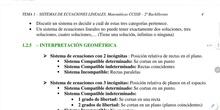 Método de gauss. Sistemas de ecuacionews