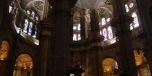 Girola de la Catedral de Málaga, Andalucía