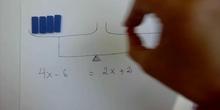Ressolución de ecuaciones. Despejar la x.