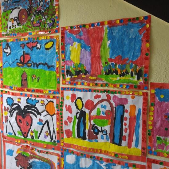 TALLER DE PINTURA CREATIVA ED. INFANTIL 15