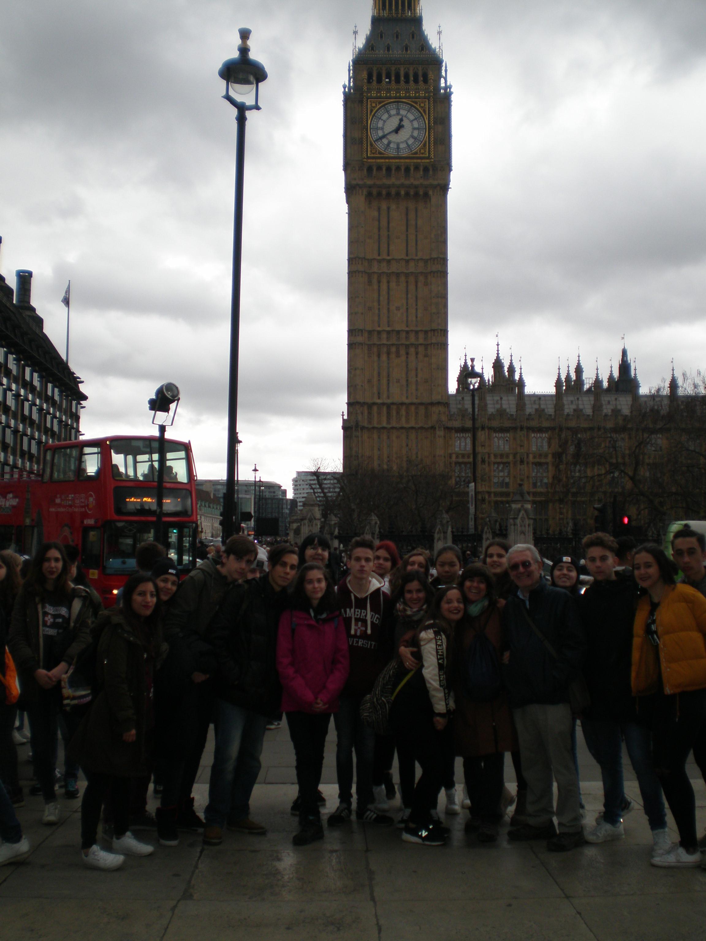 Inmersión lingüística en inglés en Cambridge 5