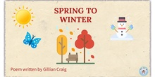 Spring to winter 4ºB