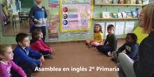 Vídeos proyecto bilingüe inglés 2019