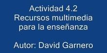 Actividad 4-2 Recursos multimedia para la enseñanza