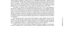 Normativa COVID III_CEIP FDLR_Las Rozas