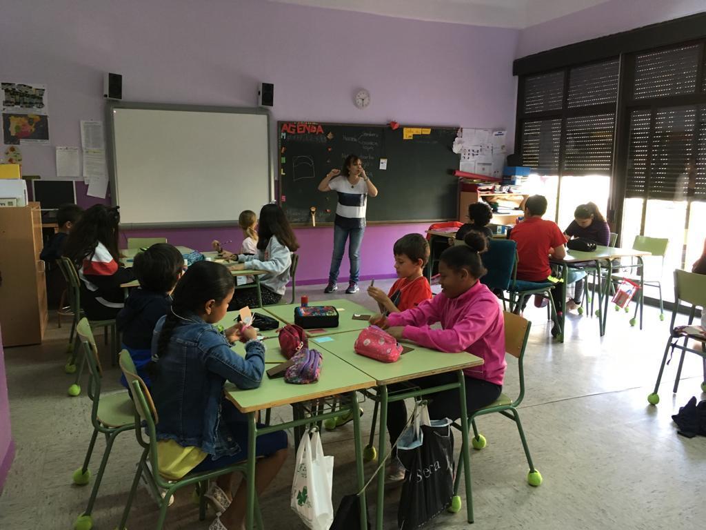 Jornadas Culturales 18-19. Talleres Berceo I A . 3º - 6º 21