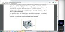 Unidad condensadora, válvula de expansión y tuberías en una cámara frigorífica.mp4